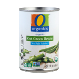 No Salt Added Cut Green Beans - 14.5Z