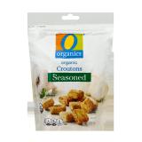 Croutons Organic herb Seasoned - 4.5Z