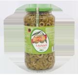 Green Olives slices - 510G