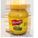Classic Yellow Mustard - 9Z
