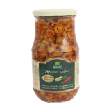 Green Olive Slices With Pepper - 775G