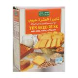 Ten seed rusk Vitamins - 300G
