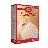 Supermoist White Cake -  500G
