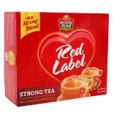 Red Label Strong Tea bags -  100 x 2G