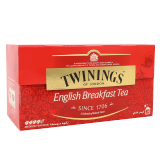 English Breakfast Tea Bags -  25 x 1.5G