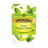 Peppermint and herbal tea - 25 count
