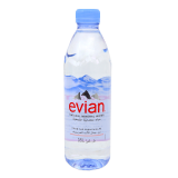 Natural Mineral Water - 6 x 500 Ml