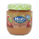 Baby apple compote - 125G