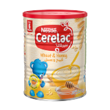Cerelac Infant Cereal Wheat & Honey -  400G