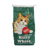 Kitty White Cat Litter - 10LBS