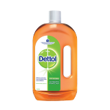 Dettol Antiseptic Disinfectant Liquid -  1L