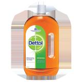 Dettol Antiseptic Disinfectant Liquid -  2L