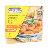 Chicken Nuggets With Cheese -  400G