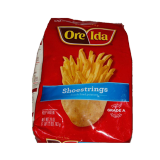 Golden Shoestring French Fries - 28Z