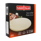 Medium Pizza Crust 3 Pieces - 495G