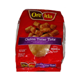 Tater Tots with Onion - 2LB