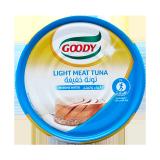 Lite Meat Tuna In Brine Water -  185G