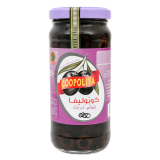 Black Olives Sliced Jar -  114G