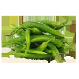 Hot Chili Green - 250 g