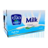 Long Life Full Fat Milk -  12 x 1L