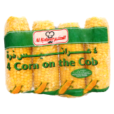 Corn On The Cob - 4 Count