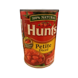 Petite Diced Tomatoes - 14.5Z