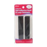 Black Hook & Loop Fasteners - 1PCS