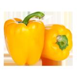 Bell Pepper Yellow - 250 g