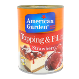 Strawberry Topping & Filling -  21Z