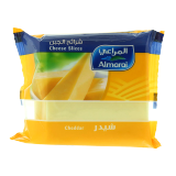 Cheddar Cheese Slices -  200G