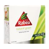 Natural Green Tea Bags - 100PCS