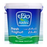 Full Fat Fresh Yoghurt - 2Kg