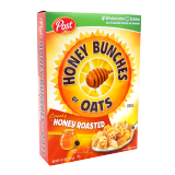 Honey Bunches Of Oats Honey Roasted -  411G