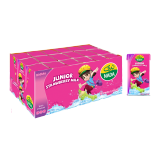 Junior Strawberry Long Life Milk - 125 Ml
