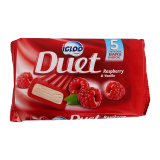 Duet Raspberry & vanilla Ice Cream - 5 x 65 Ml