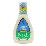 Steak House Lite Ranch Dressing -  473 Ml