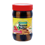 Peanut Butter with Strawberry Jelly - 18Z