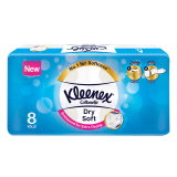 Toilet Tissue Dry Soft - 200 Sheets 2 Ply
