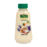 Mayonnaise with garlic - 340Ml