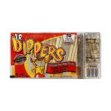 Dippers Cheese Dip & Sticks - 3.43Z