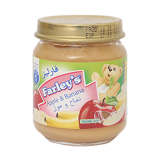 Apple & Banana baby food - 120G