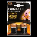 Plus Power C Batteries -  2 Batteries