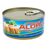 Light Meat Tuna In Vegetable Oil -  185G