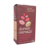 Cereals cranberry cherry almond - 540G