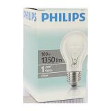Bulb clear 100W 220V - 1PCS