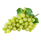 Grapes White Imported - 250 g
