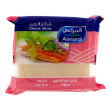 Cheese Slices 98.5% Fat Free - 200G