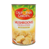 Mushrooms Pieces and Stems -  425G
