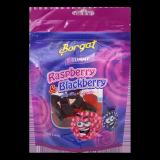 Raspberry & Blackberry Gummy Candy -  100G