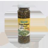 Green peppers in Vinegar - 110G